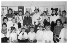 Zdjęcie nr 1 z historii przedszkola - grupa dzieci