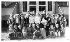 Zdjęcie nr 2 z historii przedszkola - grupa dzieci