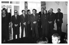 Zdjęcie nr 4 z historii przedszkola - grupa oficjeli